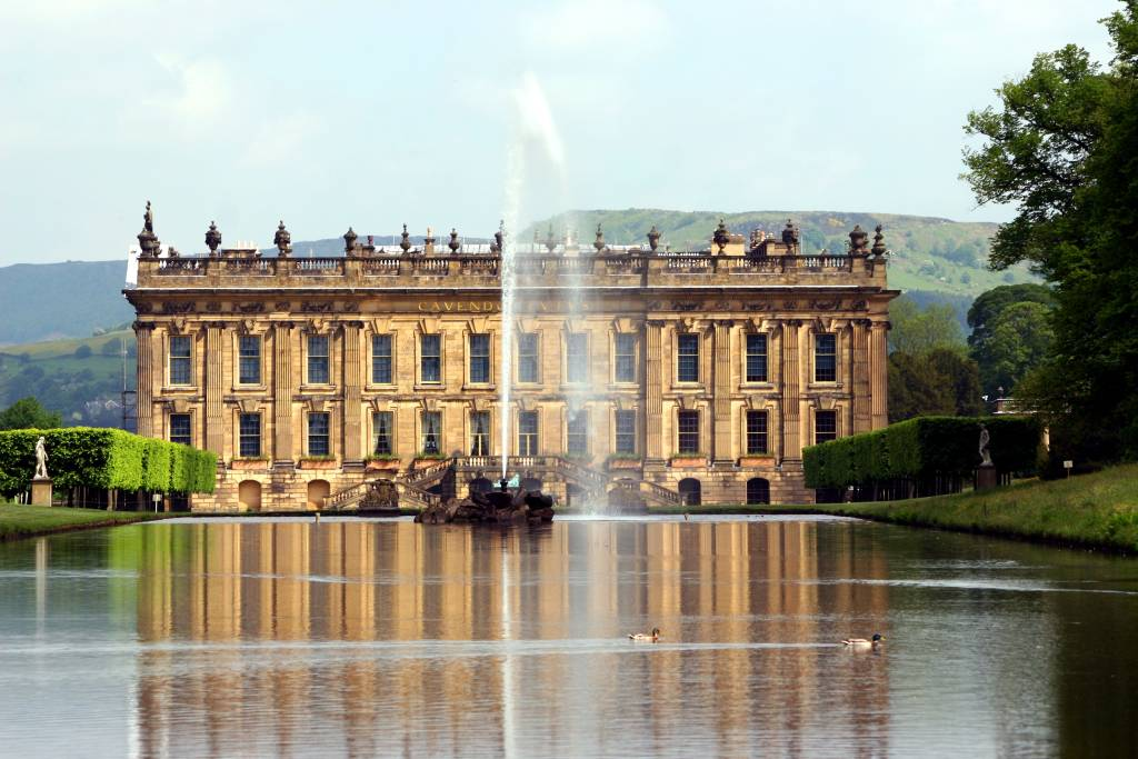 Chatsworth House. Photo courtesy: John Dalkin