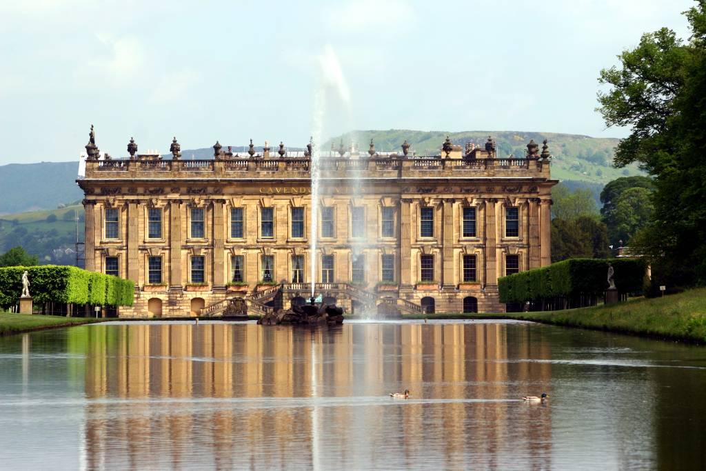 Chatsworth House. Photo courtesy: John Dalkin
