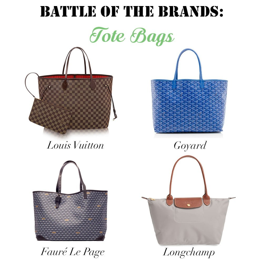 Battle of Brands Tote