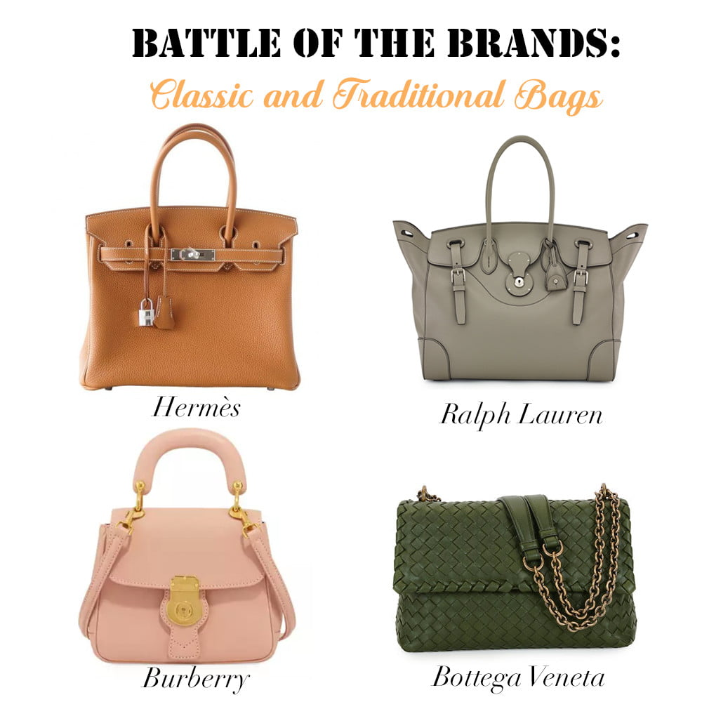 Battle of the Brands Classic Feel