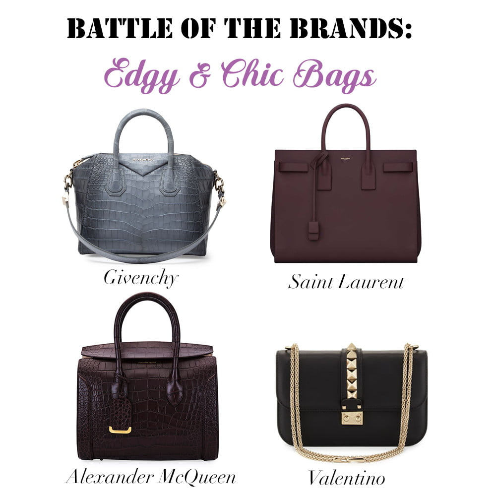 Battle of the Brands Edgy and Chic