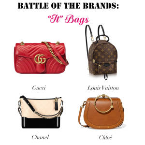 Battle of the Brands It Bag