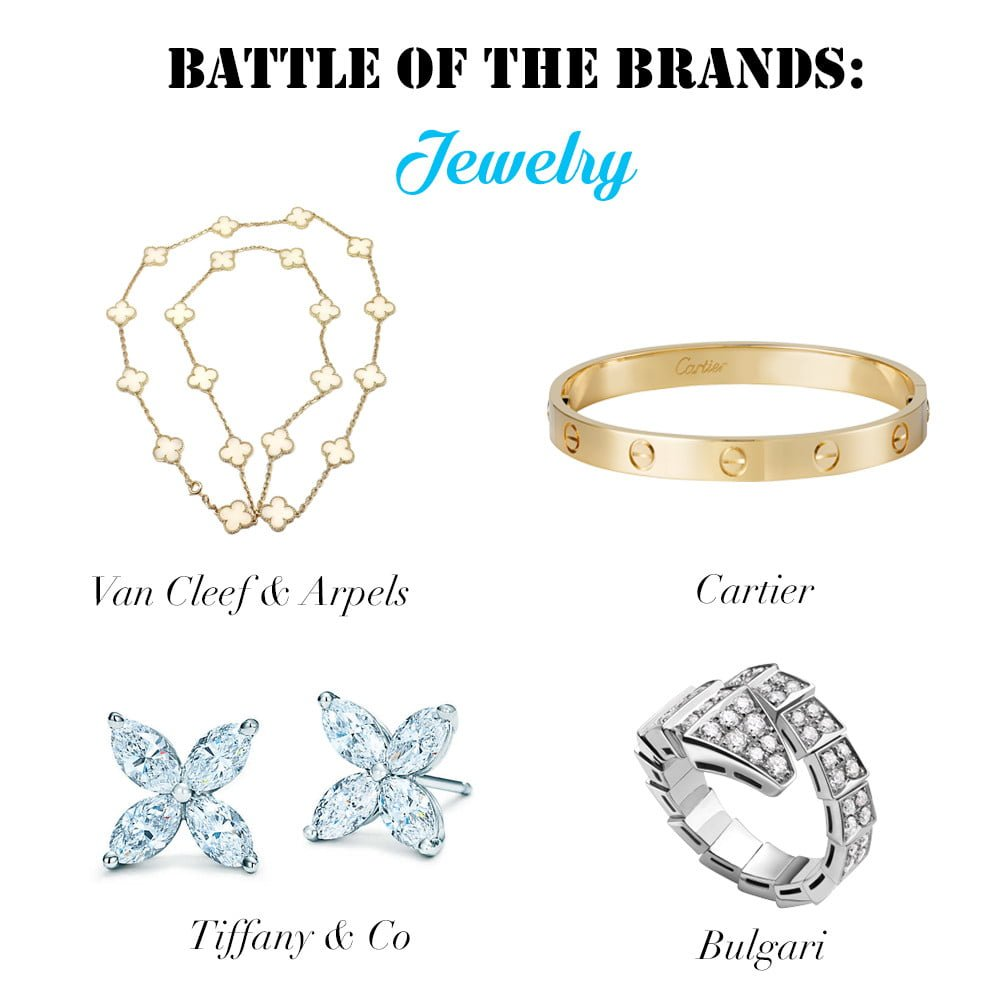 Battle of the Brands Jewelry
