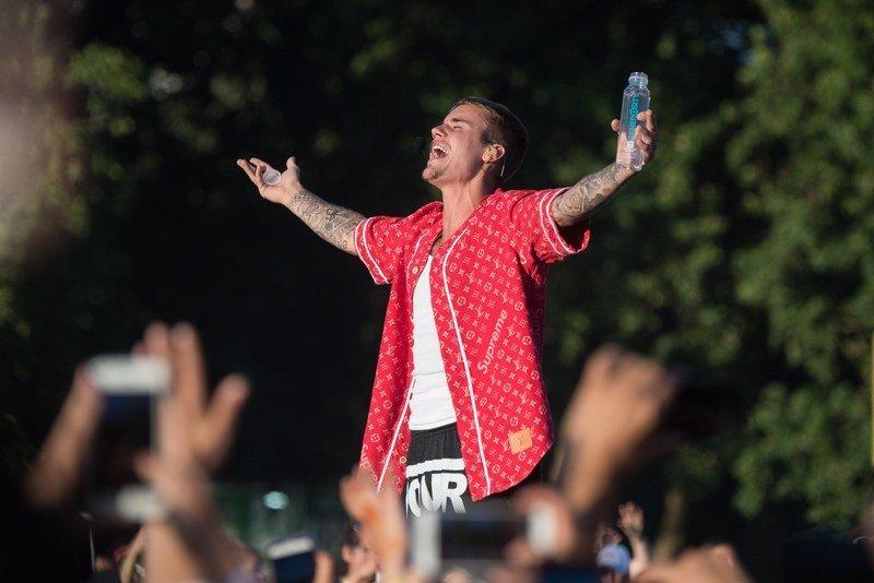 Justin Bieber. Photo courtesy: Samir Hussein