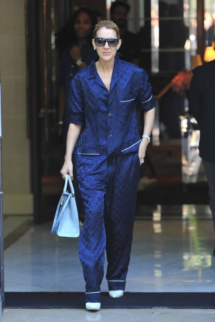 Celine Dion. Photo courtesy: Splash News