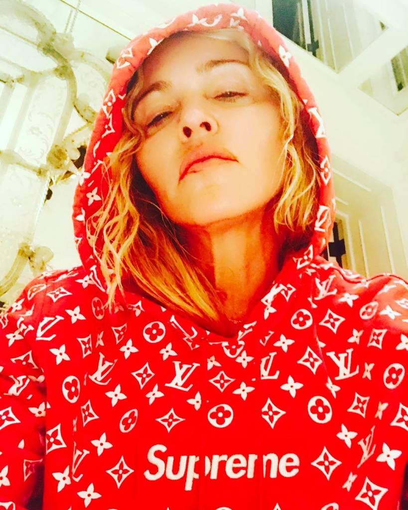Madonna. Photo courtesy: @madonna