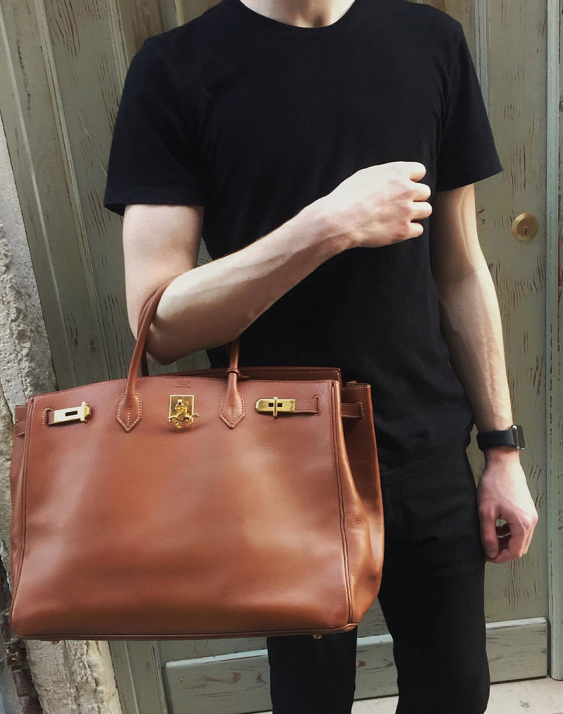 5358dde9209 Hermes Barenia Leather Review