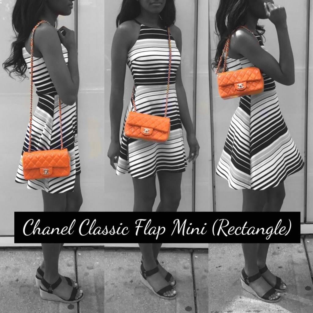 e93e843a061af1 Chanel Classic Flap Size Comparison - PurseBop