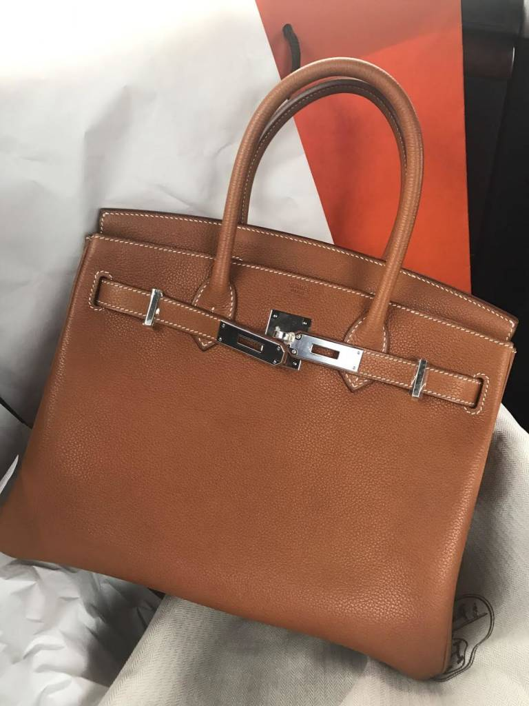 Hermes Barenia Leather Review
