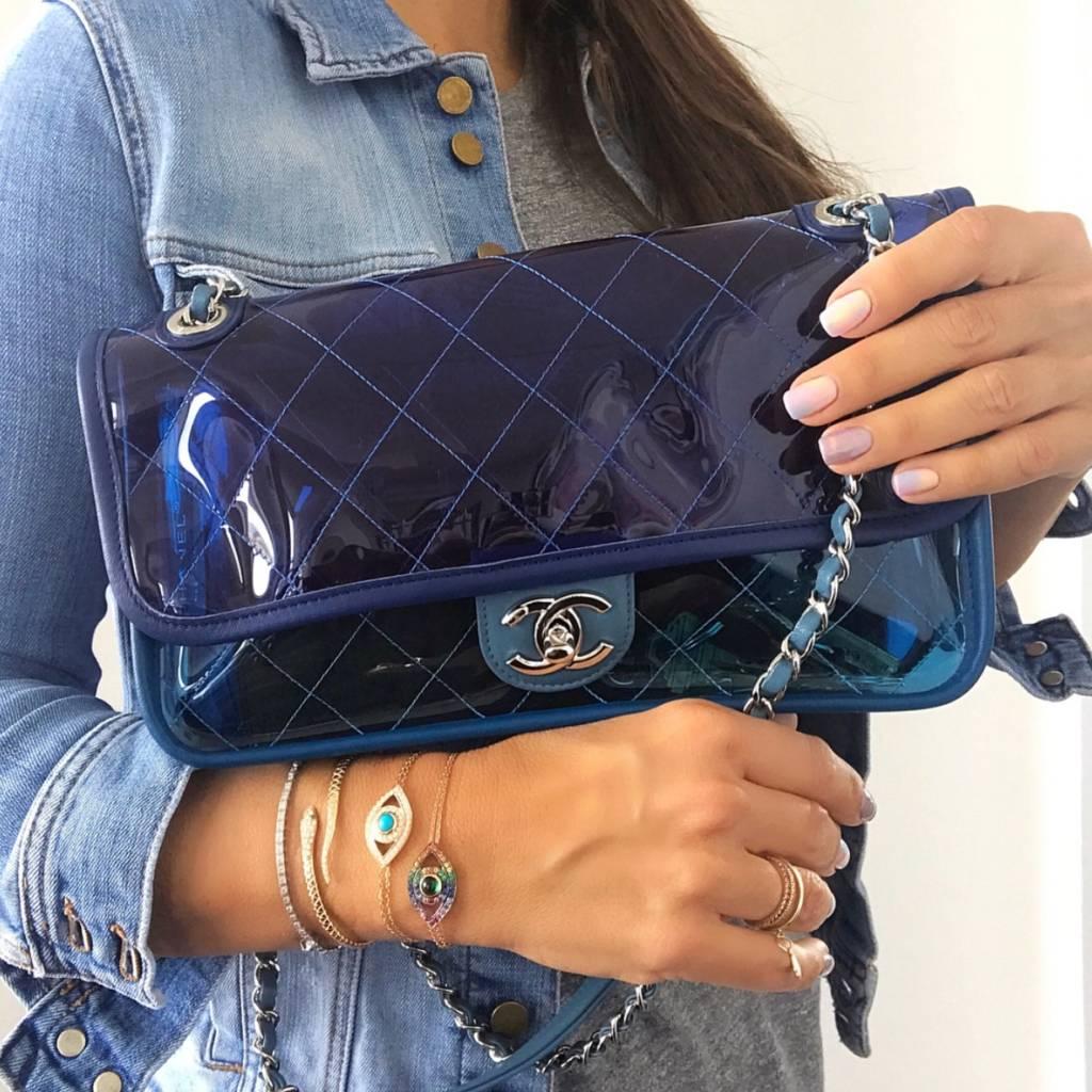 Chanel PVC mini bag