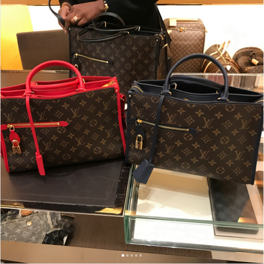 040b3843b0 New at LV: The Louis Vuitton Popincourt Tote - PurseBop