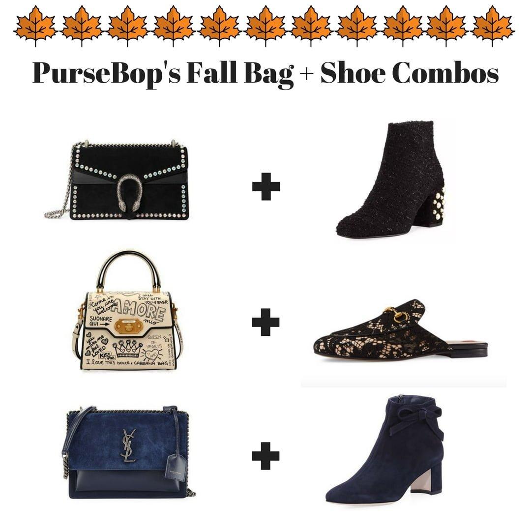 10 Seriously Sophisticated Bag + Shoe Combos for Fall - PurseBop 9e42b3f8f8