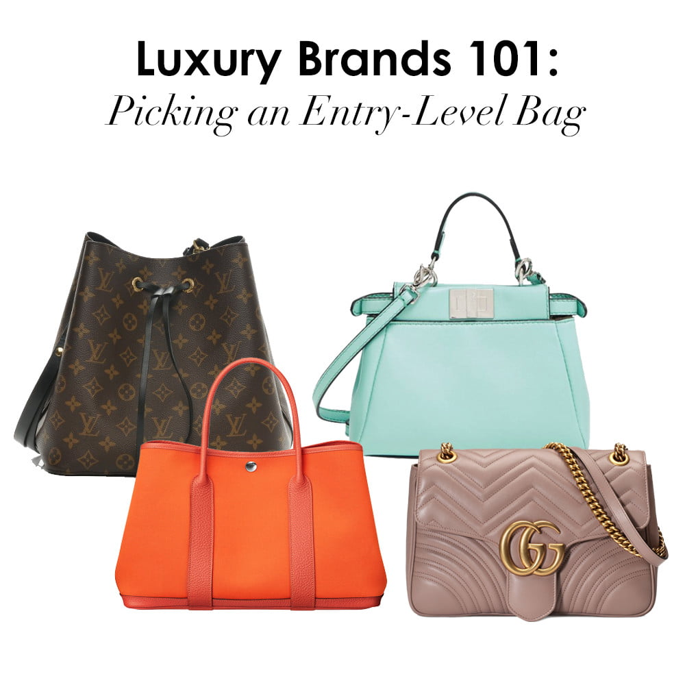 80b346e7f649 Entry Level Bags 101 - PurseBop