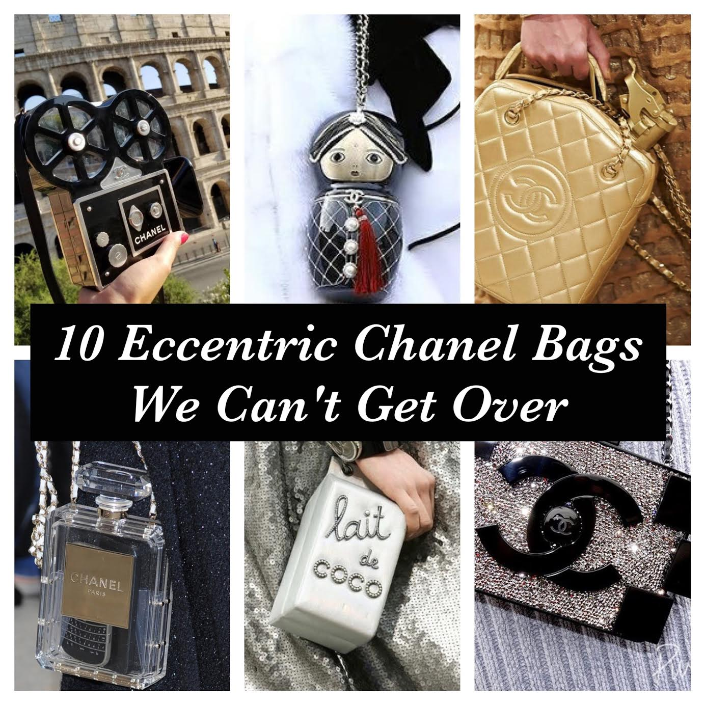 10 Eccentric Chanel Bags We Can T Get Over Pursebop