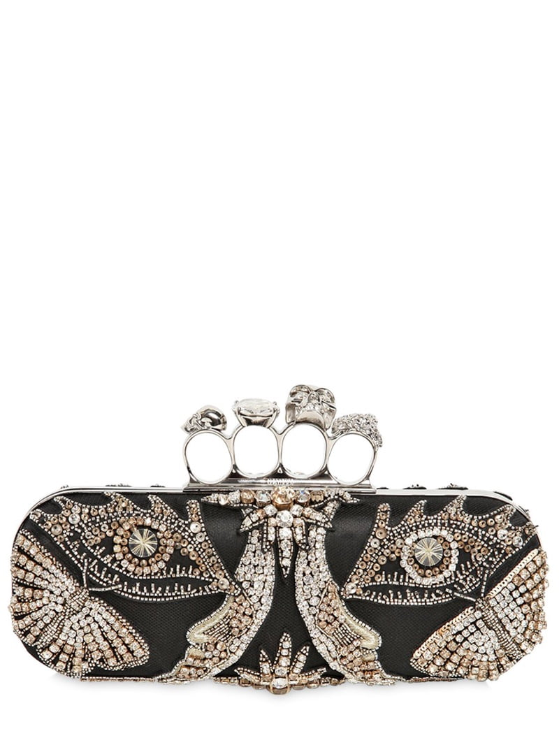 Alexander-McQueen-Embroidered-Jeweled-Knuckle-Box-Clutch