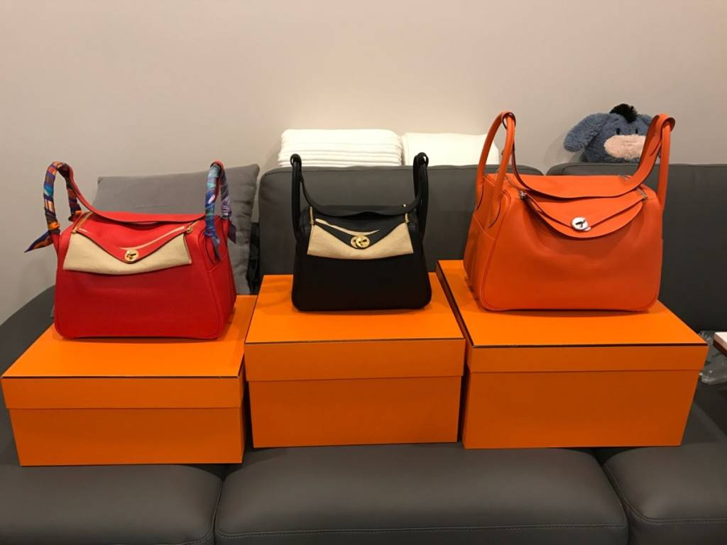 91885ab01bb1 Hermès 101  Hermès Lindy Bag - PurseBop