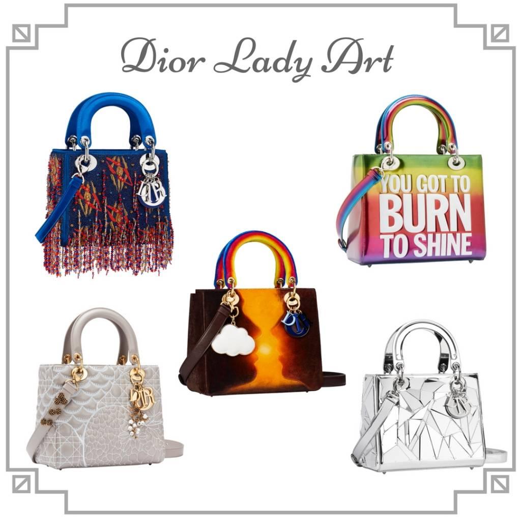 Dior Lady Art