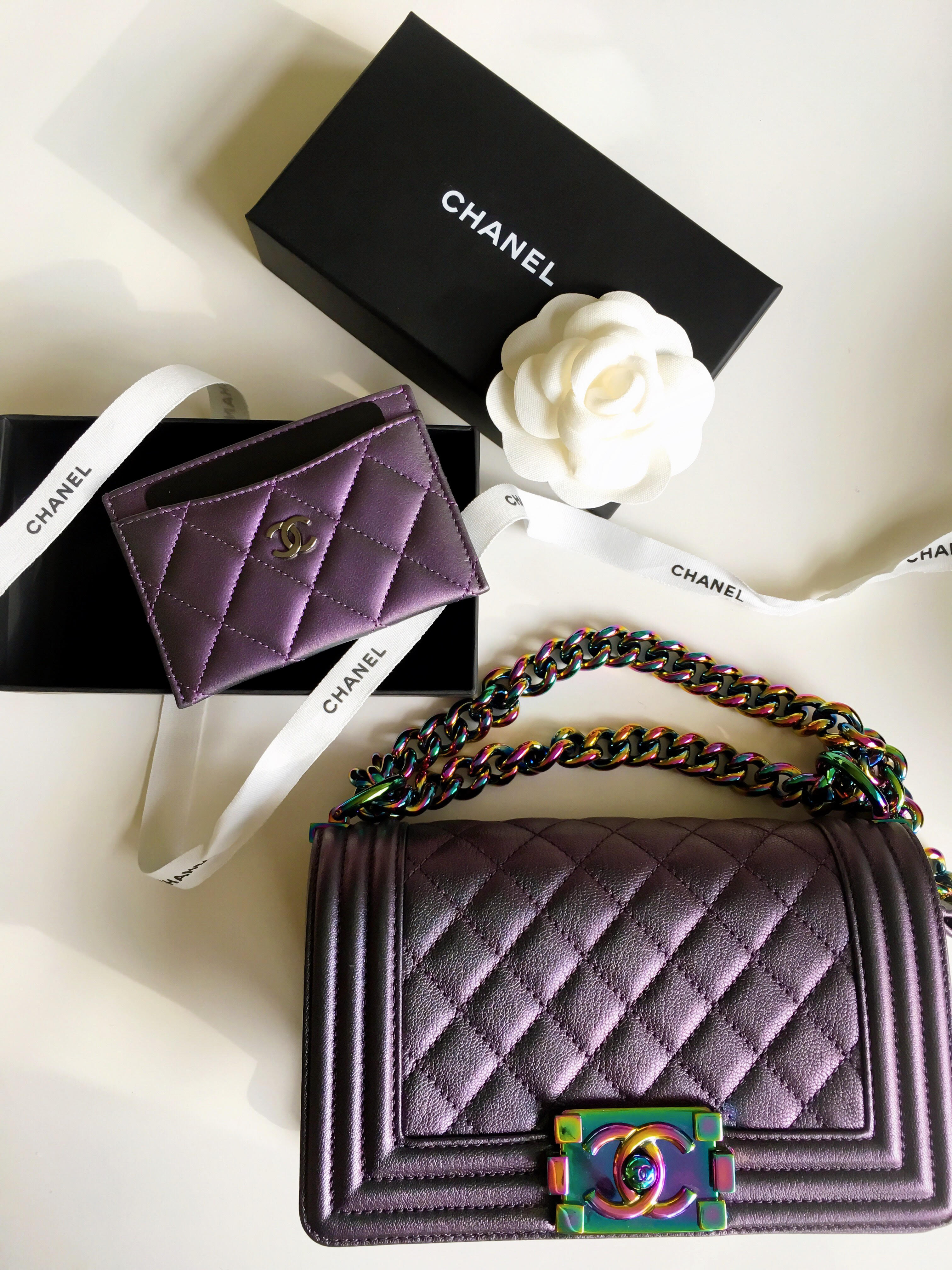 3ca43f39c006 I am very lucky to have this gorgeous bag in my Chanel collection, and it  truly feels like fate!