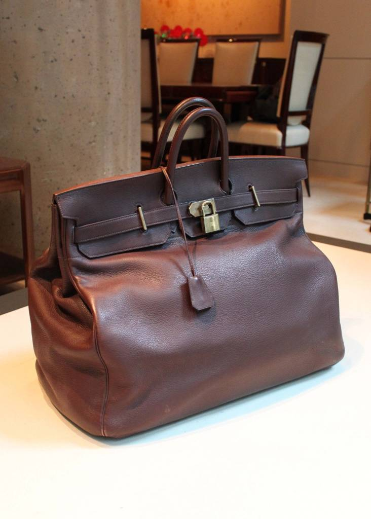Hermès HAC. Photo courtesy: The Edit