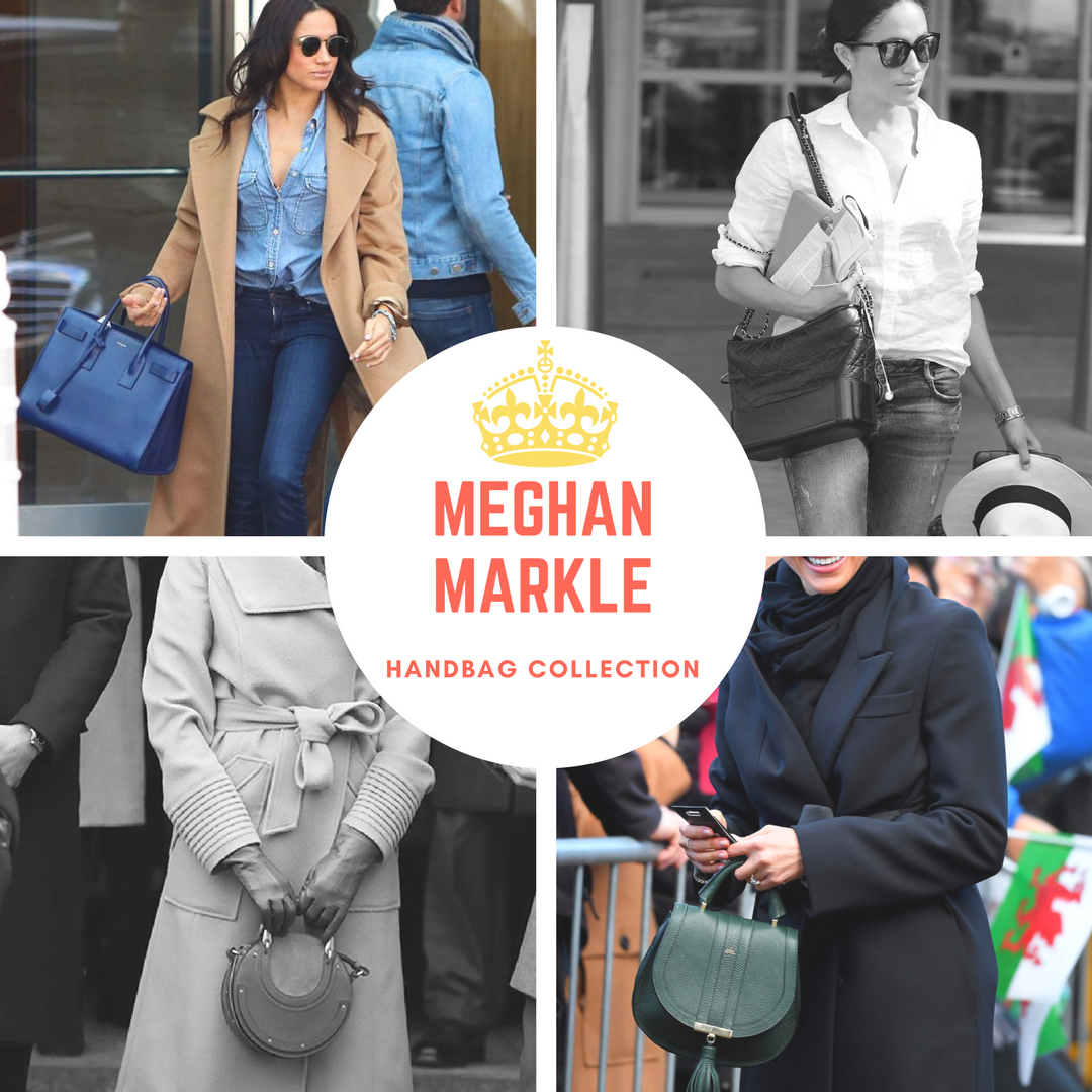 abb2c328d91b Royal Taste  Meghan Markle s Handbag Collection - PurseBop