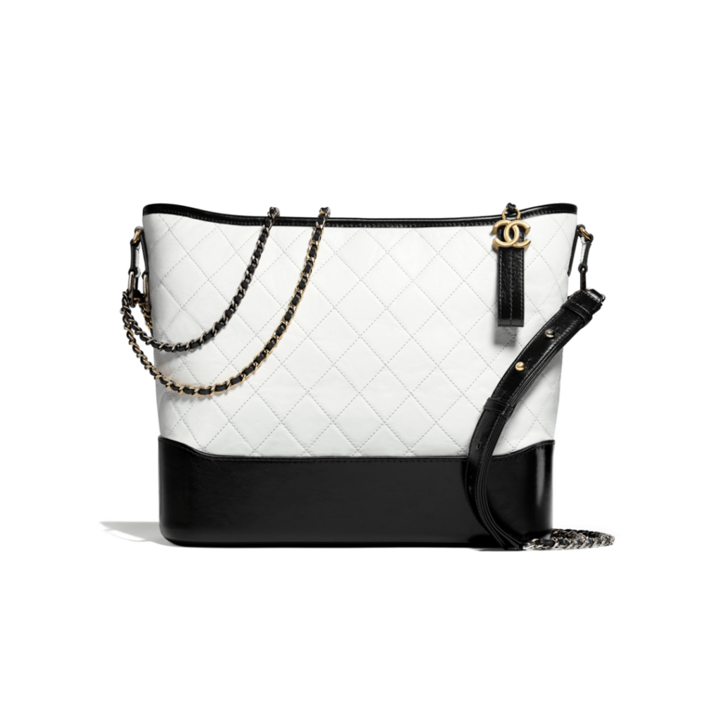 Click to read more about the Chanel Gabrielle bag on PurseBop