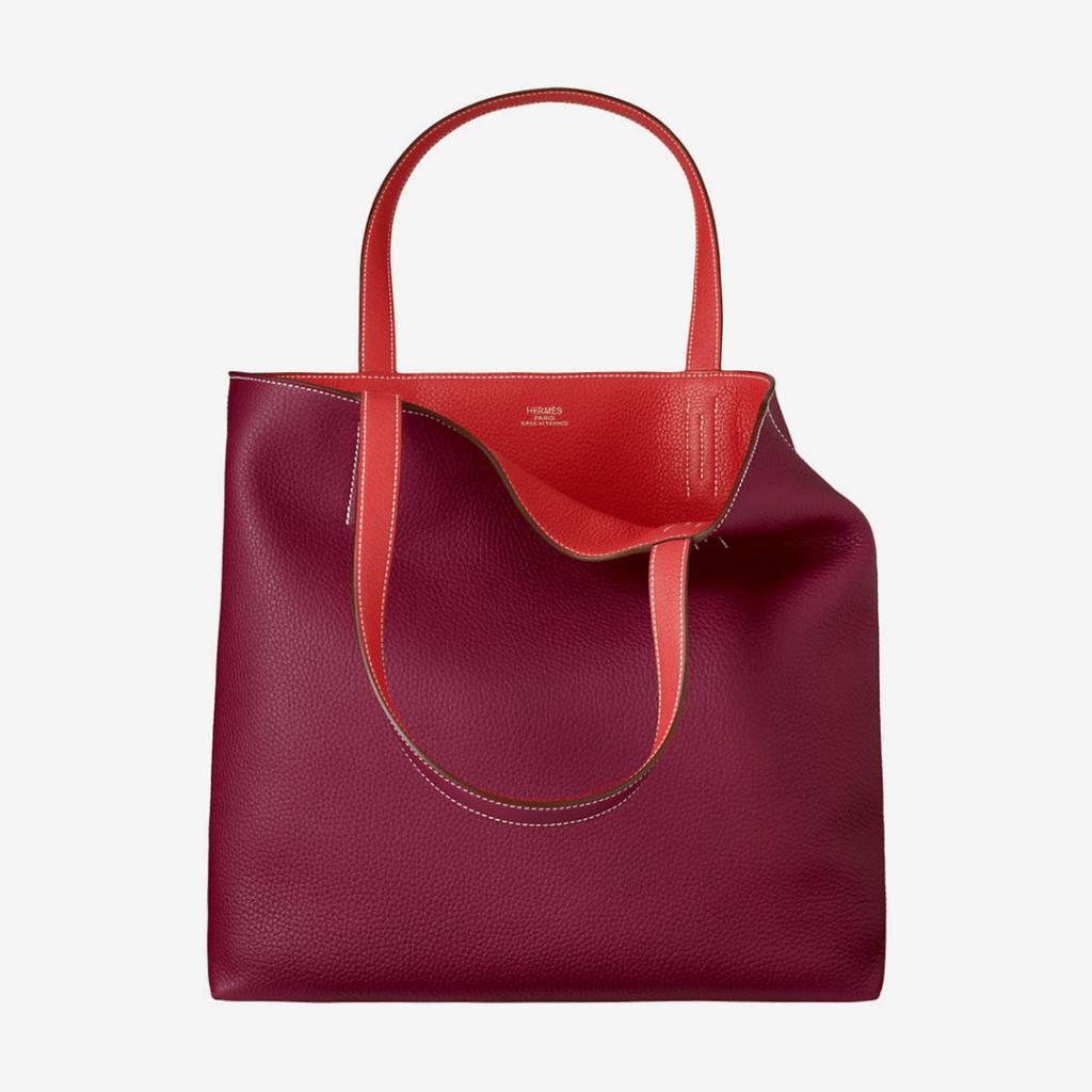 Double Sens 45 bag via Hermès' website