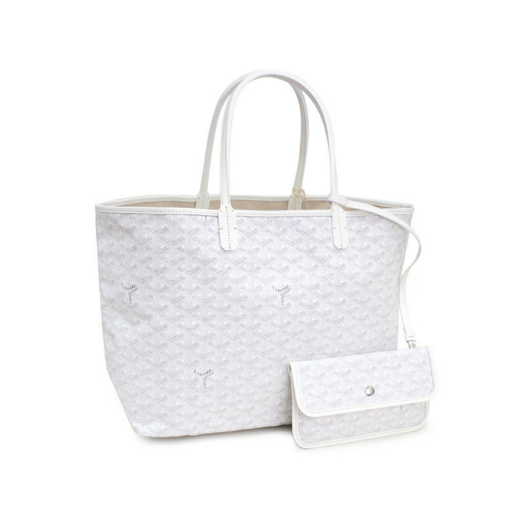 Click to read more about the Goyard Saint Louis on PurseBop