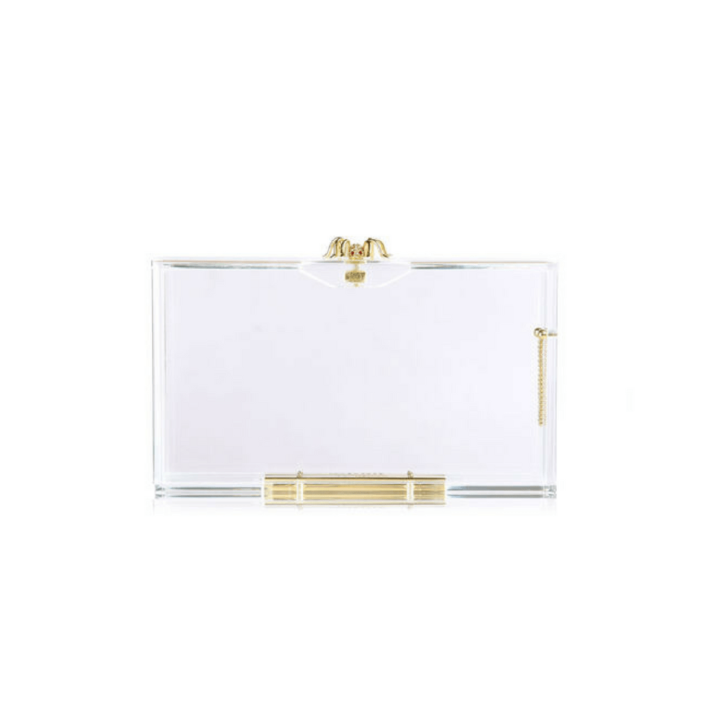 Pandora clutch via Charlotte Olympia's website