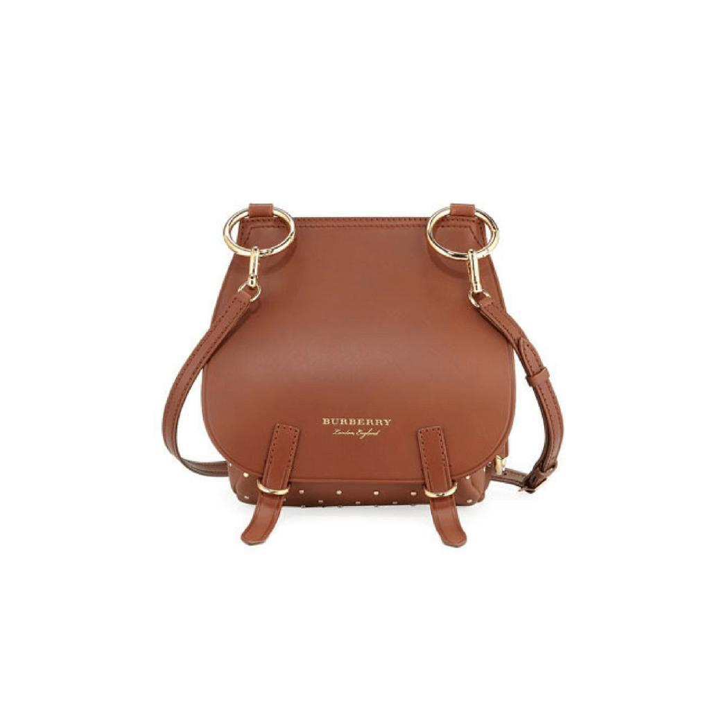 Burberry Baby Bridle Bag via Neiman Marcus