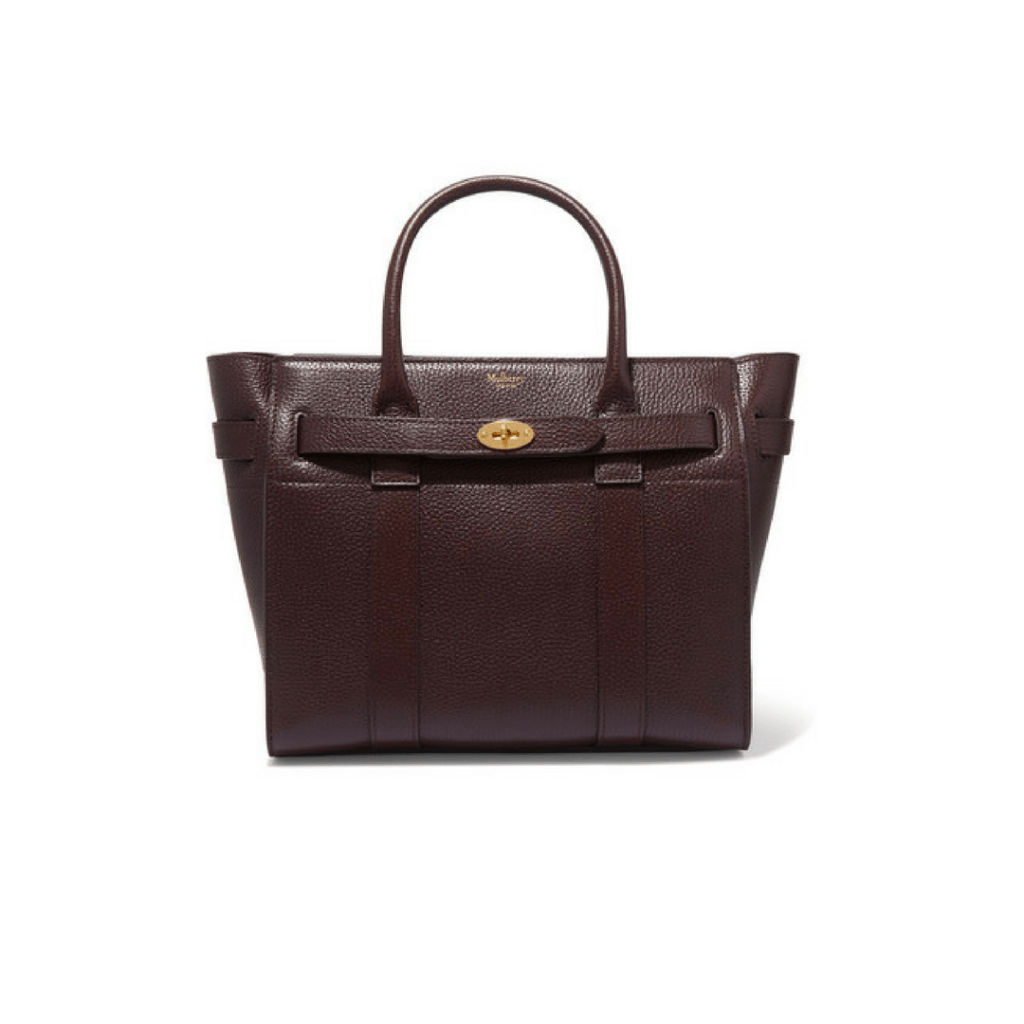 Mulberry Zipped Bayswater via Net-a-Porter