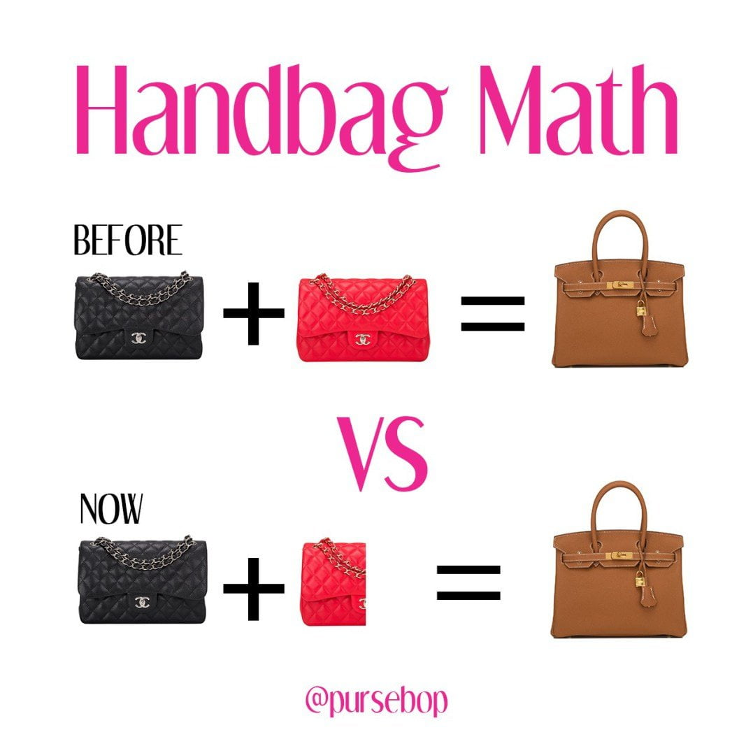 Fashion week Classic chanel bag price increase! for lady