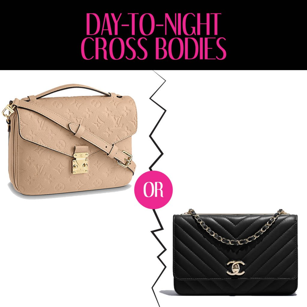 23ab3b434cb Which Would You Choose  LV or Chanel  - PurseBop