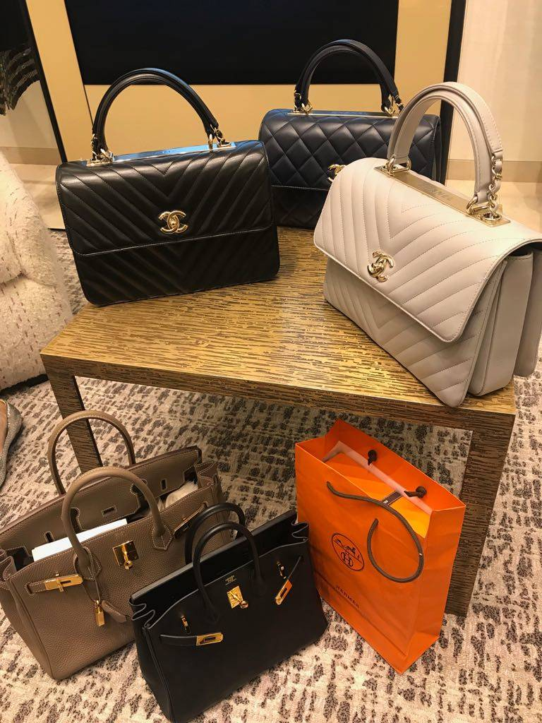 743978a282f9 The Chanel