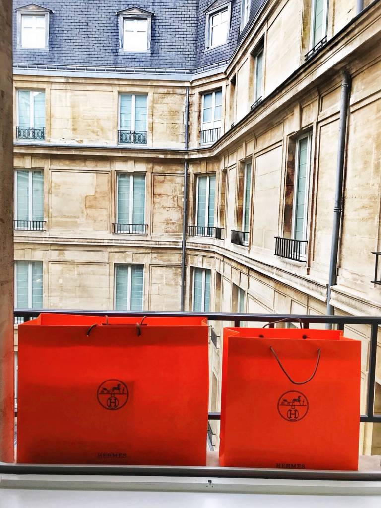 Sofitel Hotel Paris Le Faubourg hermes shopping paris