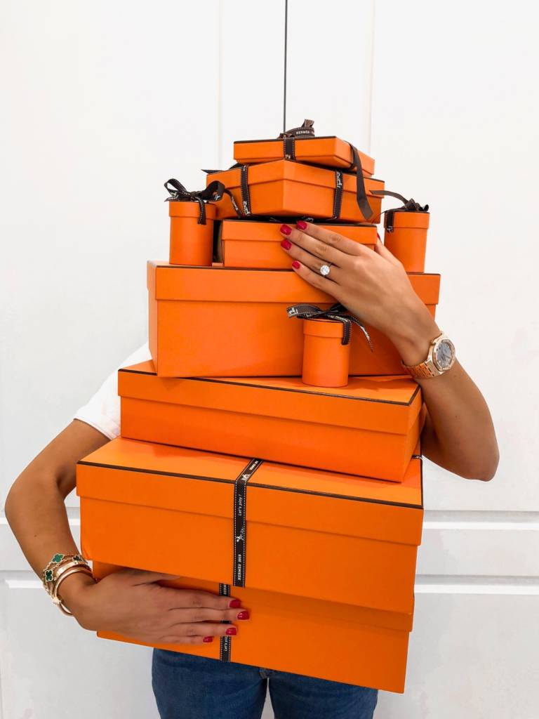 Hermès Paris Shopping