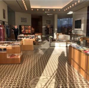 hermespaloalto hermesstoreopening grand opening party silicon valley bay area luxury handbags shopping