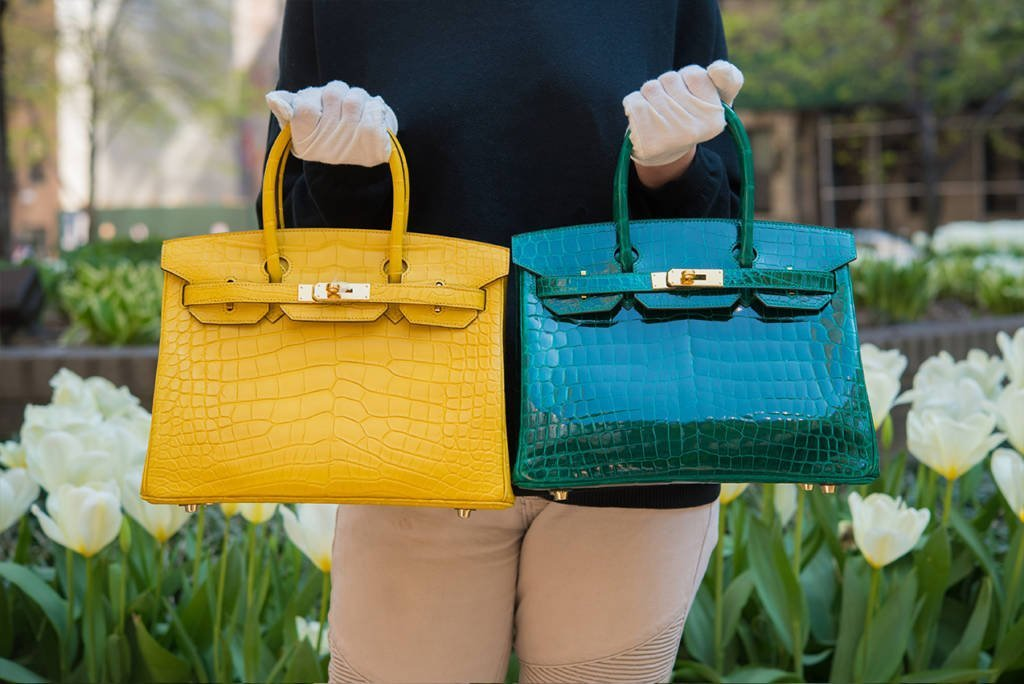 1bb4fb8d4b Imagine your handbag closet is chock- full of Hermès Birkins and Kellys in  leather. You ve been fortunate to have several Special Orders as well.