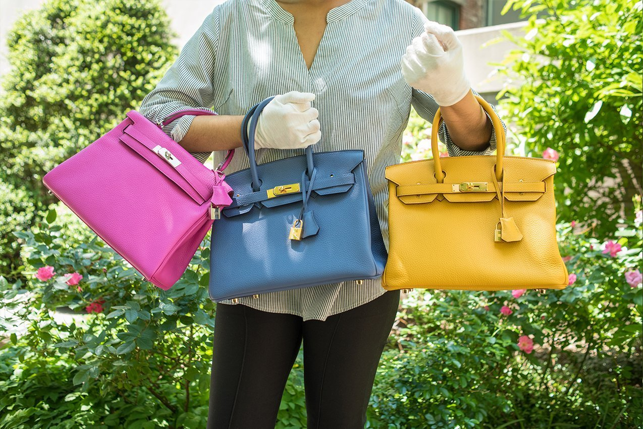 New Hermes Colors For Fall Winter 2018 Pursebop