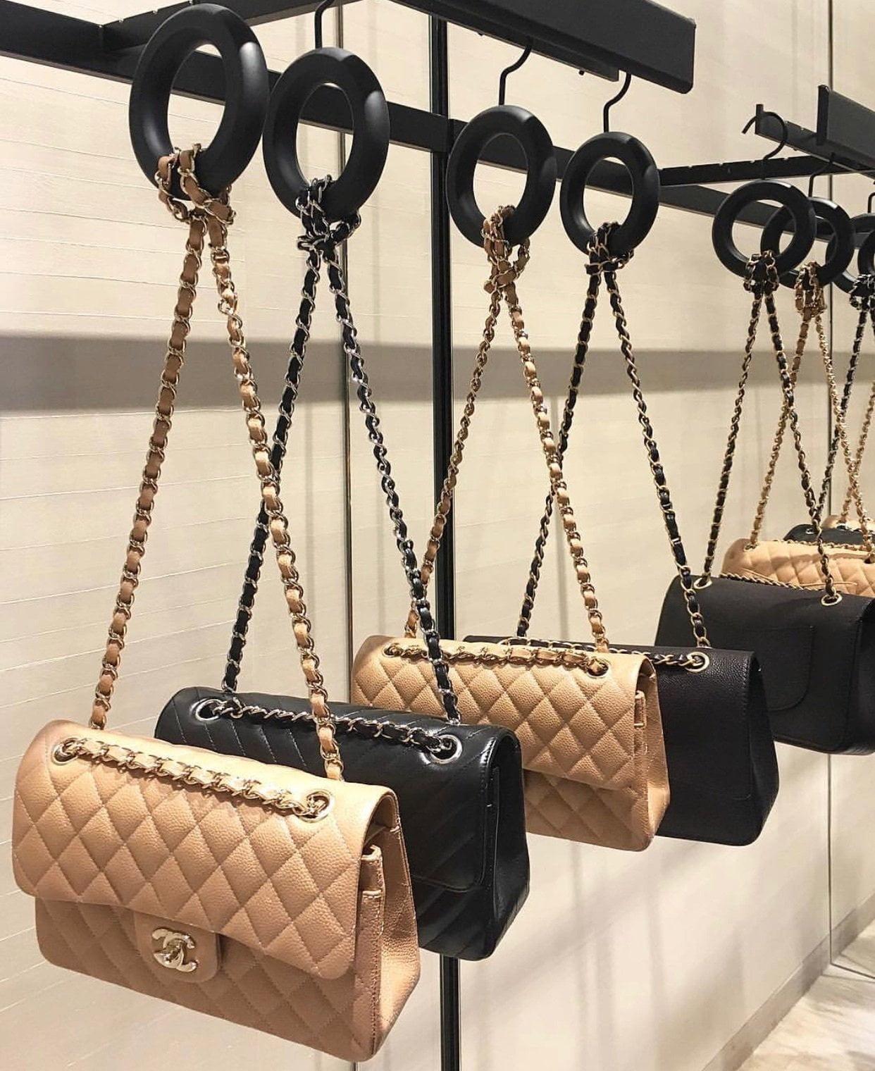 ff54fea7fb7d Chanel Pulls Back Its Financial Robe - PurseBop