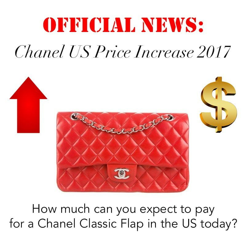 809a01648844 Chanel Prices Are On The Rise Again - PurseBop