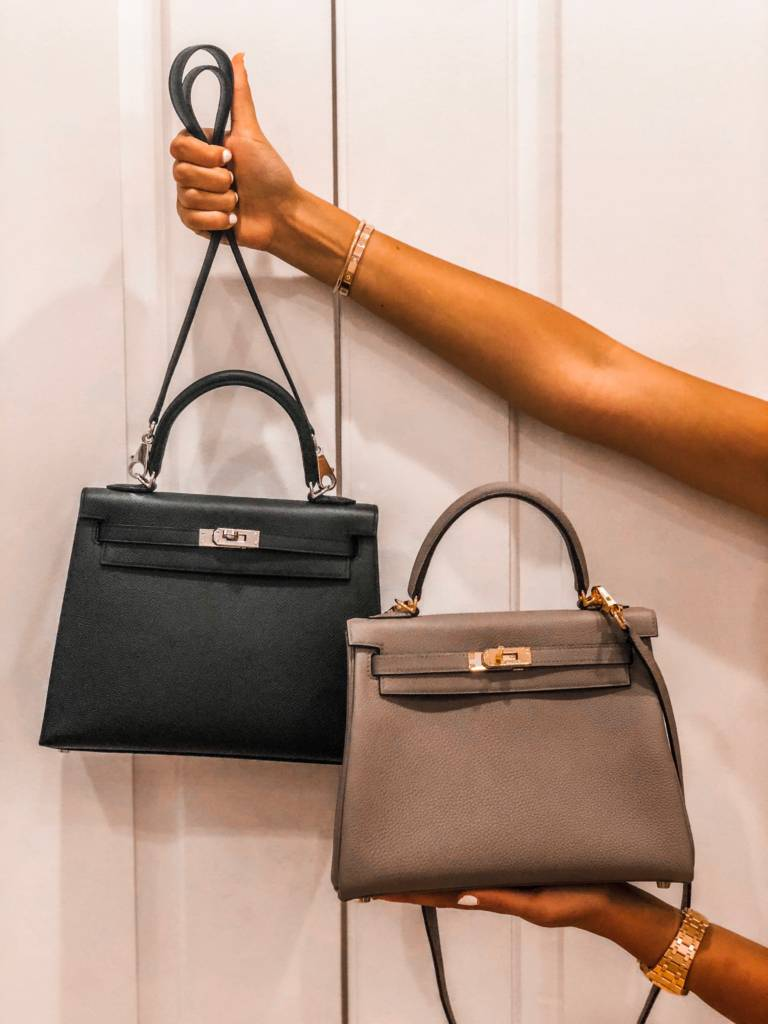 238f36aaa3d7 The Kelly Sellier 25 Might Be The Hermes It Bag of the Moment - PurseBop