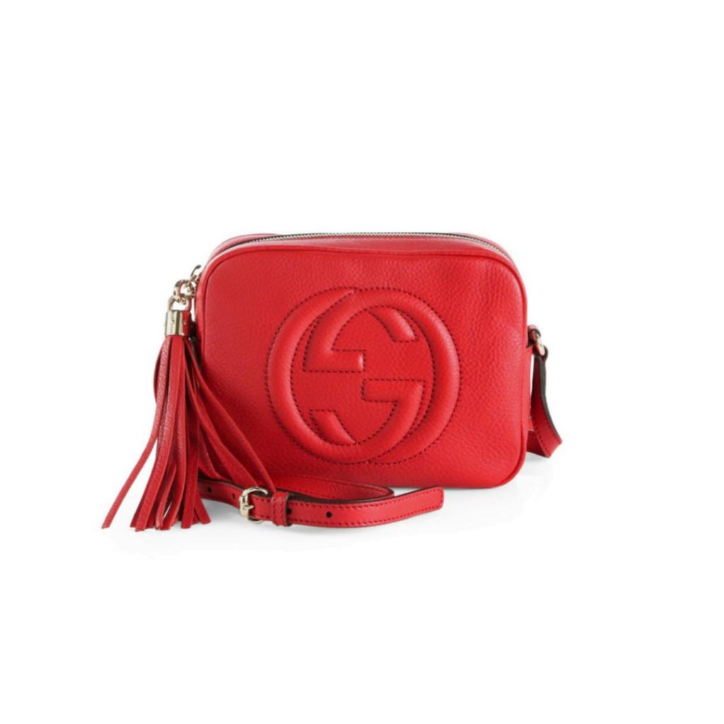 Gucci Soho Leather Disco Bag Via Saks