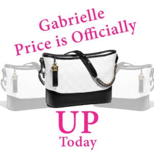 74caa6ee563d Chanel Prices Are On The Rise Again - PurseBop