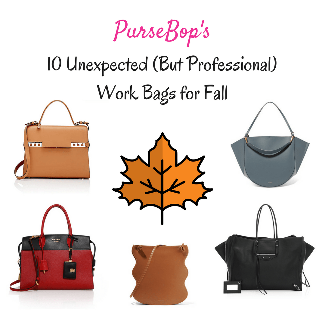 1f7598ef8098 10 Unexpected (But Professional) Work Bags for Fall - PurseBop