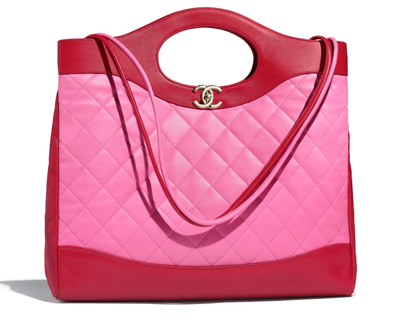 00eef1abacf5 Chanel s New 31 Hits the Website - PurseBop