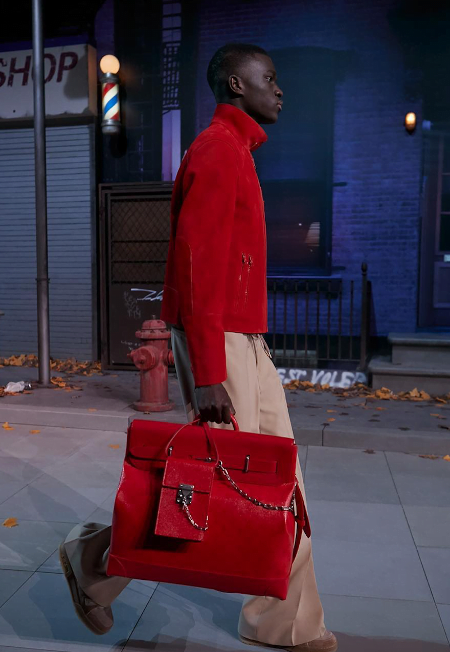 ab48537c Attracted to Louis Vuitton's Men's Bags for Fall/Winter 2019