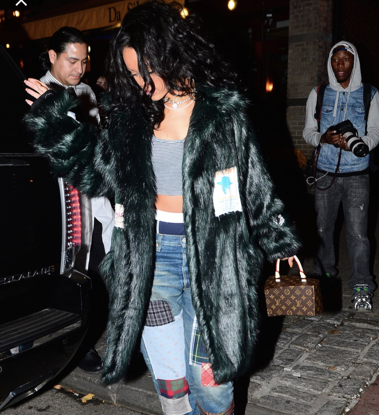 7aa70c69915 Rihanna Reportedly Working With LVMH to Launch Own High-End Fashion Brand -  PurseBop