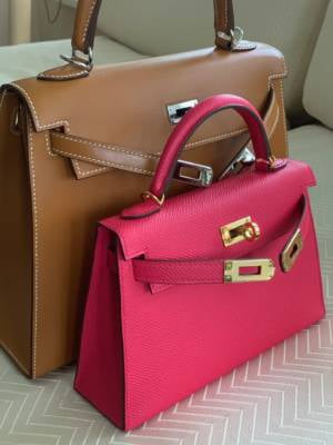 hermes rose extreme kelly 20 reveal