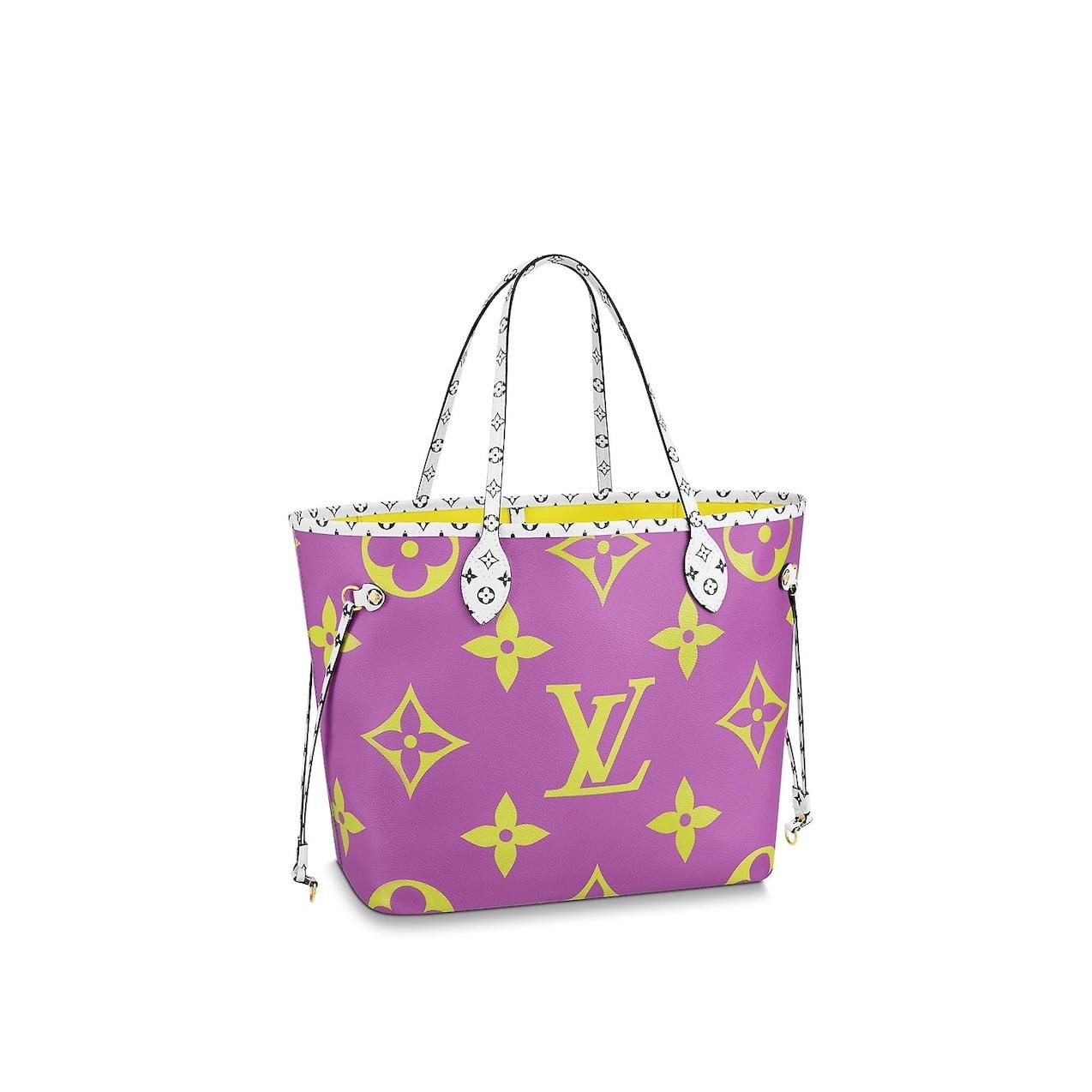572916df Louis Vuitton Monogram Goes Giant - PurseBop