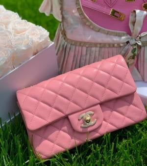 chanel mini 19C pursebop frocks chanel prices